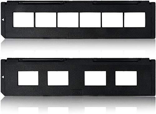 DIGITNOW! 135er-Folienhalter für 1 Folie und 1 35-mm-Filmhalter für Folien- / Filmscanner (7200, 7200u, 120 Pro Scanner)