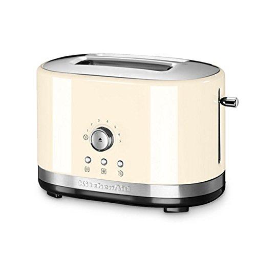 KitchenAid Manueller 2-er Toaster creme