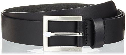 ESPRIT Accessoires Herren 998EA2S800 Gürtel, Schwarz (Black 001), 95