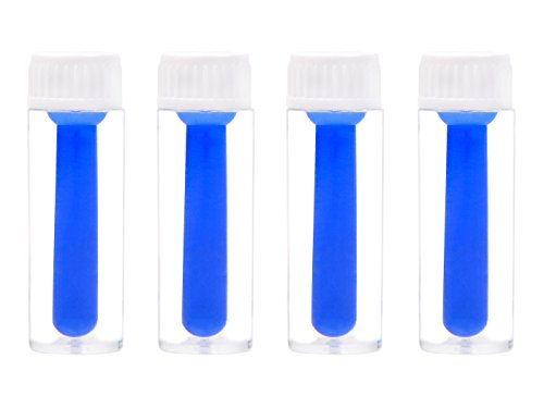 4 Stück Kontaktlinsensauger für harte Kontaktlinsen