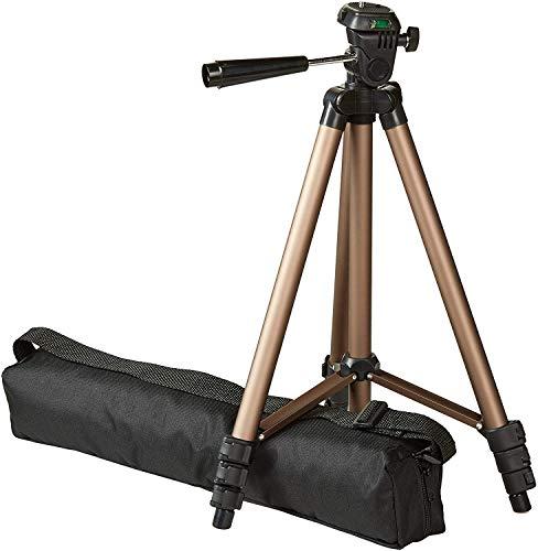 AmazonBasics– Leichtes Kamera-Dreibeinstativ mit Tasche, 41,91–127cm
