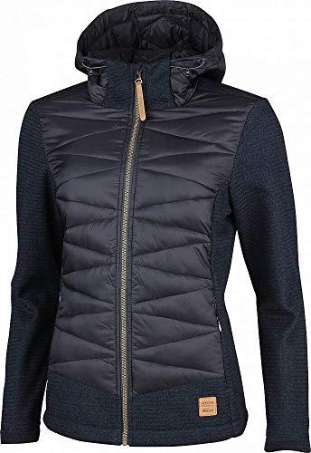 High Colorado Manitoba Wattierte Hybrid Jacke Damen Anthra/Obsidian Größe EU 40 2020 Funktionsjacke