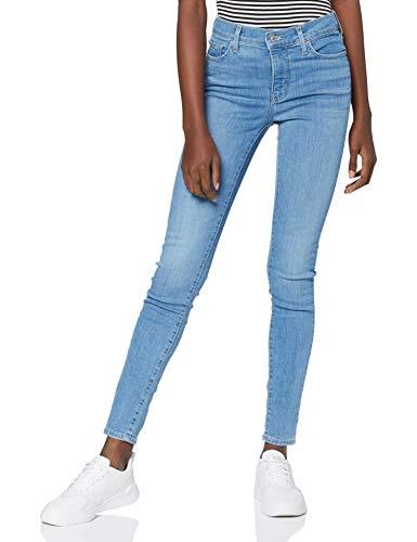 Levi's Damen 310 Shaping Super Skinny Jeans, Quebec Lake, 28W / 32L