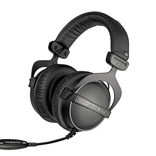 beyerdynamic DT 770 M Over-Ear-Monitor Kopfhörer mit extrem hoher Außengeräuschdämpfung