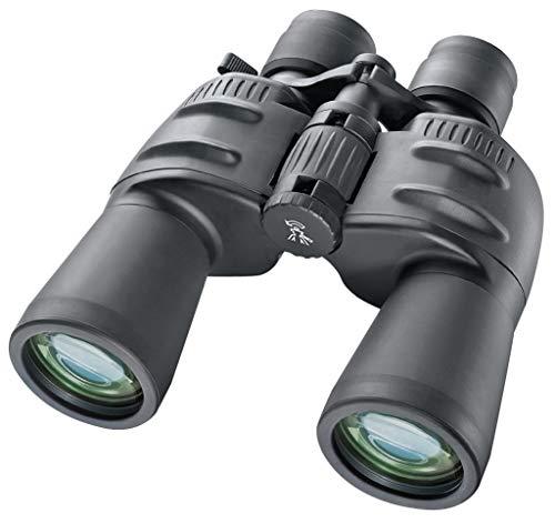 Bresser 7-35x50 Spezial-Zoomar Porro Zoomfernglas (mit Mitteltriebfokussierung, Stativanschlussgewinde und vollvergüteter Optik inklusive Trageriemen, Stativ-Adapter und Transporttasche)