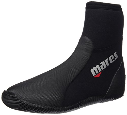 Mares Unisex Dive Boots Classic NG 5 mm, schwarz, 40/41 (US 8), 41261908050