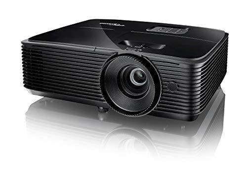 Optoma HD144X Projektor (Full HD, 1920 x 1080p 2x HMI, 3200 Lumen, 23.000:1 Kontrast, 3D, Zoom 1,1x)