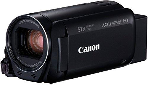 Canon Legria HF R806 Camcorder (3,28 MP) schwarz