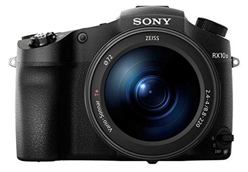 Sony RX10 III   Premium-Kompaktkamera (1.0-Typ-Sensor, 24-600 mm F2.8-4 Zeiss-Objektiv, 4K-Filmaufnahmen)