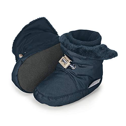 Sterntaler Baby - Mädchen Stiefel, Farbe: Marine, Größe: 17/18, Alter: 6-12 Monate, Artikel-Nr.: 5101521
