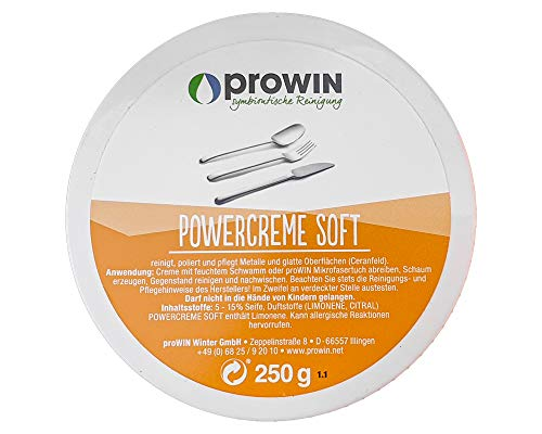 proWIN Powercreme soft, 250gr. Dose