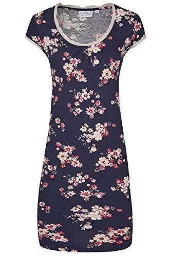 Ringella Lingerie Damen *Nachthemd mit Blumendessin Night 42 0261005, Night, 42