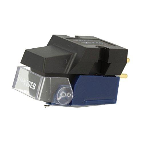 Audio-Technica VM520EB Dual-Moving-Magnet-Stereotonabnehmer mit elliptischer Nadel, violett