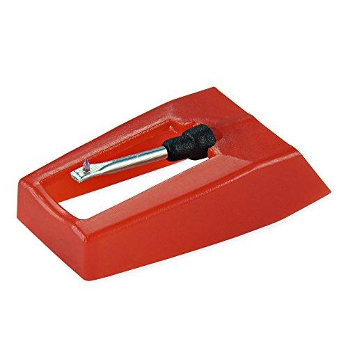 AMOS USB Plattenspieler Ersatznadel Neu Saphirspitze Nadel 33 45 und 78 U/min Schallplatten LP Audio Spieler Ersatzteil