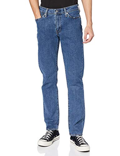 Levi's Herren 514 Straight Jeans, Stonewash Stretch T2, 36W / 32L
