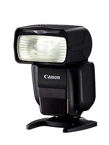 Canon 430EX III-RT Speedlite Blitzgerät, 0585C011AA, schwarz/anthrazit