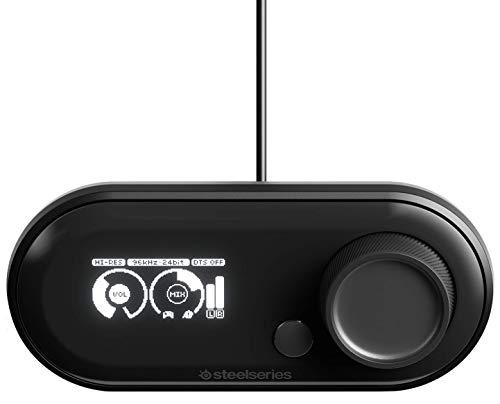 SteelSeries GameDAC - Certified Hi-Res Gaming-DAC und Verstärker für PS5, PS4 und PC