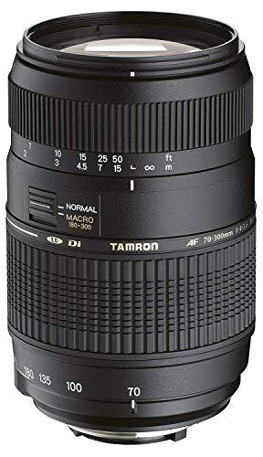 Tamron AF017NII-700 AF 70-300mm 4-5,6 Di LD Macro 1:2 digitales Objektiv mit 'Built-In Motor' für Nikon