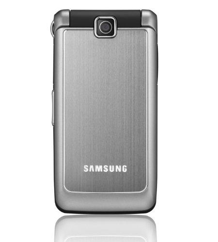 Samsung SGH S3600 (1,3 MP-Kamera, MP3-Player, Quad-Band) Titanium-Silver Handy