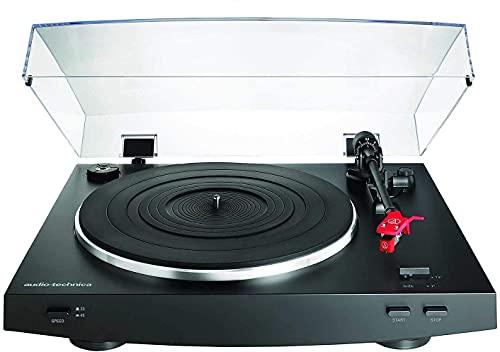 Audio-Technica - AT-LP3 - Plattenspieler, Schwarz