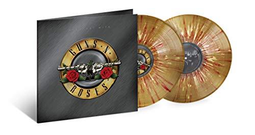 Greatest Hits (2LP GOLD WITH WHITE & RED SPLATTER)(Exklusiv bei Amazon.de) [Vinyl LP]