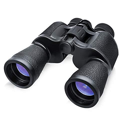 Erwachsene 20x50 Ferngläser, HD professionelle/wasserdichte Ferngläser, langlebige und klare BAK4 Prism FMC Objektive, geeignet für Outdoor-Sport und Konzerte, Vogelbeobachtung