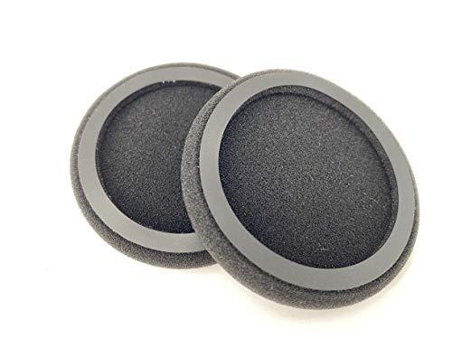 Ersatz-Ohrpolster für Sennheiser PX90 Kopfhörer, Premium Ohrstöpsel Kissen für AKG K420, K420P, K402, K403, K412, K450 Headset – 2 Stück