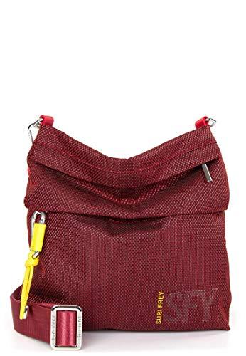 SURI FREY Umhängetasche SURI Sports Marry 18010 Damen Handtaschen Uni red 600 One Size