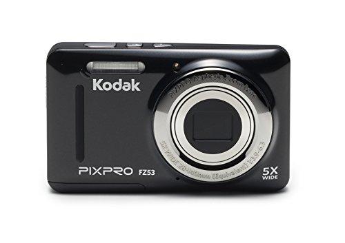 Kodak FZ53 Pixpro Friendly Zoom Digitalkamera 16 MP schwarz