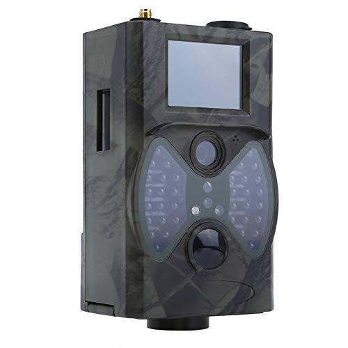 MSQL Spurenspiel-Kamera-Jagd-Kamera, 12MP 1080P HD ohne Nachtsicht-Kamera, Video-Jagd-Spiel-persönliche Überwachungskamera