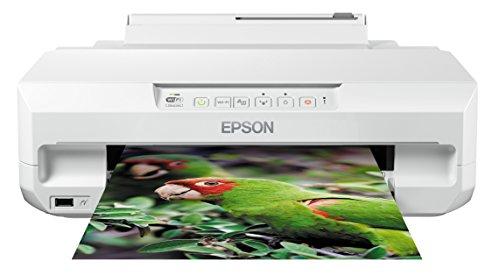 Epson Expression C11CD36402 Photo XP-55 (Fotodrucker, Farbdrucker, Tintenstrahldrucker, Wi-Fi) weiß