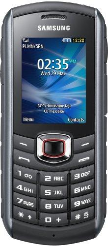 Samsung B2710 Handy (5,0 cm (2,0 Zoll) Display, 2 Megapixel Kamera, wasserdicht, ohne Branding) [EU-Version]