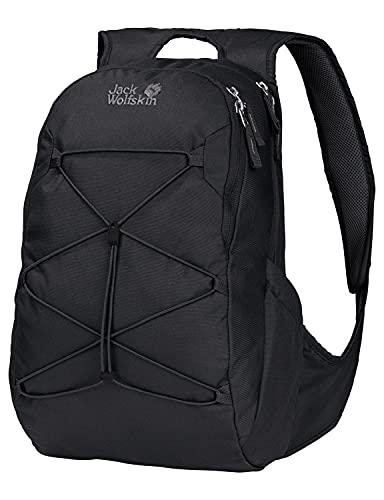 Jack Wolfskin Damen Rucksack SAVONA Outdoor Daypack Rucksack, black, ONE SIZE, 2004032-6000