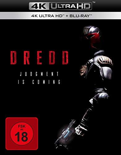 Dredd (4K Ultra HD) (+ Blu-ray 2D)