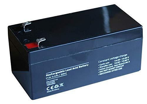 12VDC Ersatz-Akku für E-Lektron EL25-M / EL30-M Soundanlage | Baujahr bis 2016