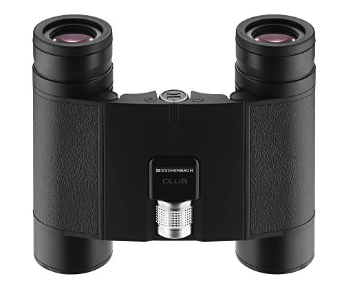 Eschenbach Optik Fernglas club 8x20, kompakt, schwarz