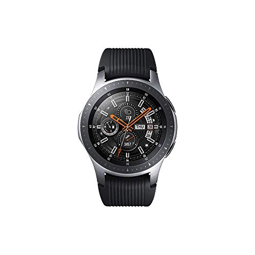 Samsung Galaxy Smartwatch Bluetooth, Grau (stahlgrau)