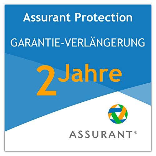 2 Jahre Garantie-verlängerung für ein Kleinküchengerät von €20 bis €29,99
