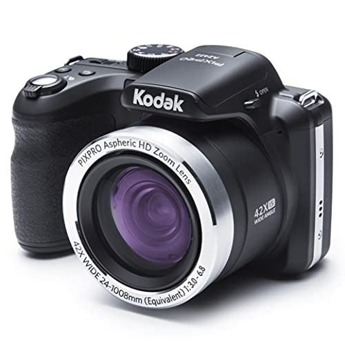 Kodak AZ422 Pixpro Astro Zoom Digitalkamera 16 MP schwarz