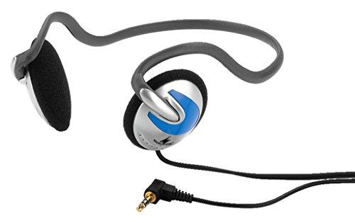 MONACOR MD-260 Stereo-Kopfhörer schwarz