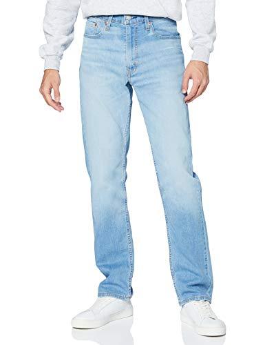 Levi's Herren 514 Straight Jeans, Florida Light Mid LTWT, 34W / 32L