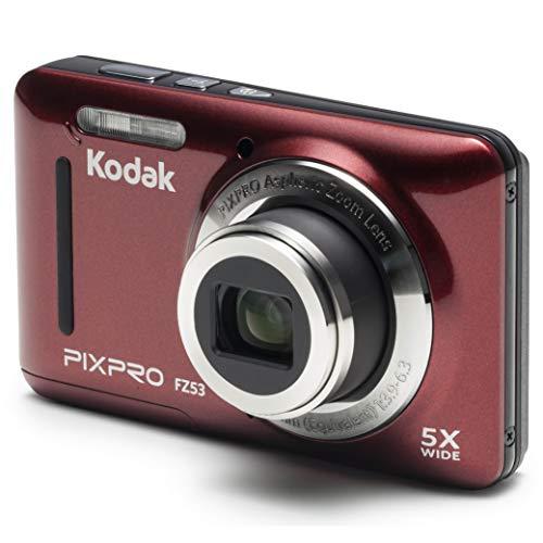Kodak Pixpro FZ53 Digitalkamera 16,44Megapixel, 5-Fach Optischer Zoom