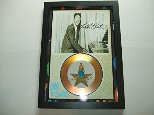 Little Richard signierte Mini-Disc.