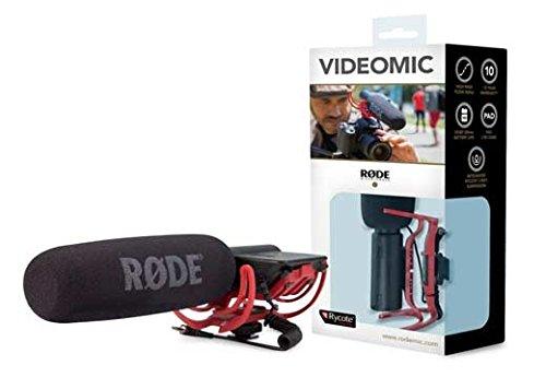 Rode Rycote Edition VideoMic (Line Gradient, Polar Pattern)