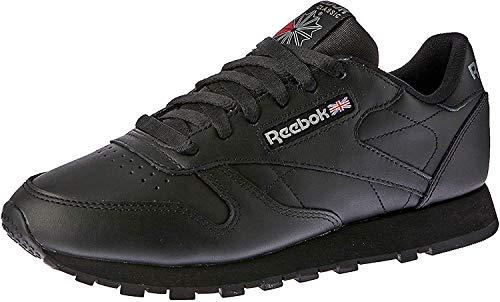 Reebok Classic Lthr 2267 Herren Sportschuhe, schwarz, 40,5 EU (7 UK)