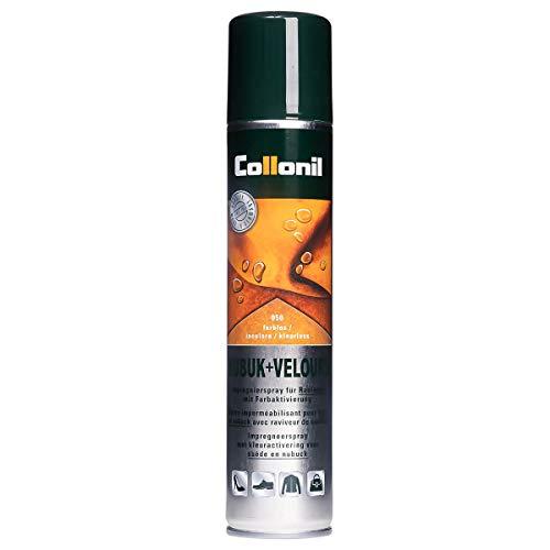 Collonil Nubuk & Velours 1592 Pflegesprays Velours-Leder 200 ml (200 ml, Farblos)