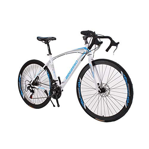 TANPAUL 700c Mountainbike, geeignet ab 130 cm, Shimano 21 Gang-Schaltung, Jungen-Fahrrad & Herren-Fahrrad