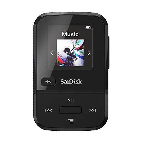 SanDisk Clip Sport Go 32GB MP3 Player Schwarz