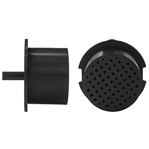 Adapter Universe Aktivkohlefilter für Liebherr Weinkühlschrank Weinklimaschrank 7440999 7433243