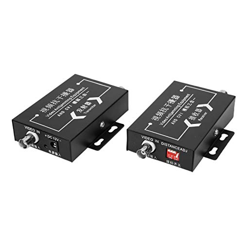 Koaxiales HD-AHD/CVI/Analoges 2-in-1-Robust-Signal für die Überwachungskamera des Empfänger-Video-Anti-Jamming-Geräts